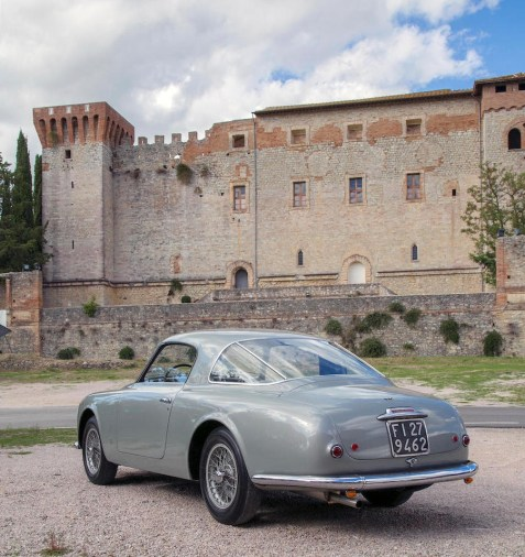 1953 Alfa Romeo 1900C Sprint Coupé 11
