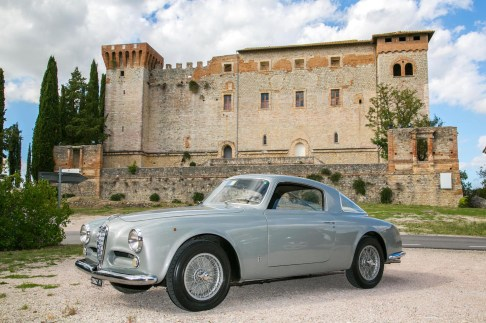 1953 Alfa Romeo 1900C Sprint Coupé 6