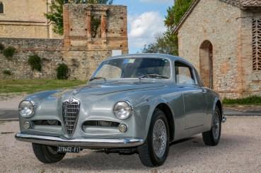 1953 Alfa Romeo 1900C Sprint Coupé 7