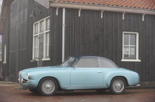 1954 Alfa Romeo 1900C Series 2 Sprint Coupé 11