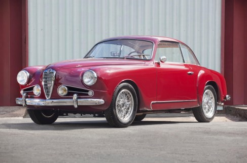 1954 Alfa Romeo 1900C Super Sprint Coupé 1
