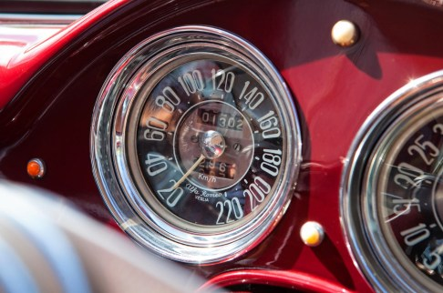 1954 Alfa Romeo 1900C Super Sprint Coupé 16