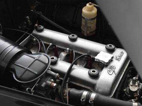 1957 Alfa Romeo Giulietta Sprint 750-Series Coupé 12