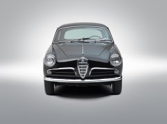 1957 Alfa Romeo Giulietta Sprint 750-Series Coupé 4