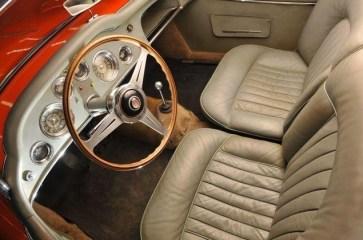 1958 ALFA ROMEO 1900 GHIA AIGLE Boat Car 14