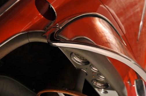 1958 ALFA ROMEO 1900 GHIA AIGLE Boat Car 3