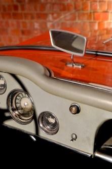 1958 ALFA ROMEO 1900 GHIA AIGLE Boat Car 4