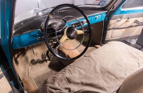 1959 Alfa Romeo Giulietta berline 6