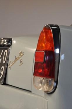 1961 Alfa Romeo Giulietta Ti berline Série 2 16