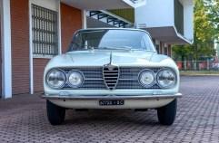 1962 Alfa Romeo 2000 Sprint Bertone 4
