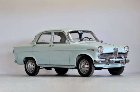 1963 Alfa Romeo Giulietta Ti berline Série 3 1