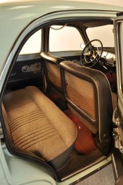 1963 Alfa Romeo Giulietta Ti berline Série 3 14