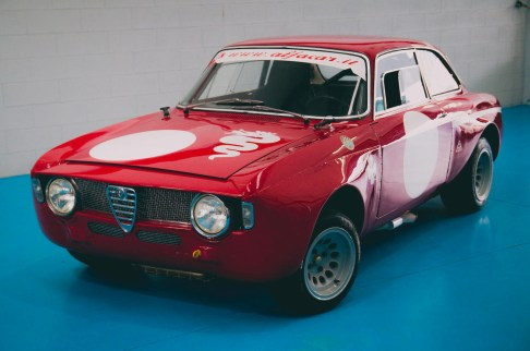 1969 Alfa Romeo 1300 GTA Junior Coupé 1