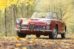 Alfa Romeo 2000 spider touring 11
