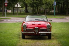 Alfa Romeo 2000 spider touring 3