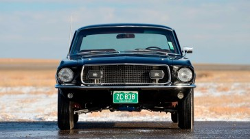 1968 Ford Mustang High Country Special 10