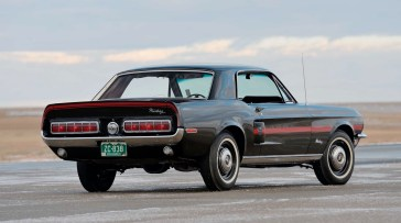 1968 Ford Mustang High Country Special 16