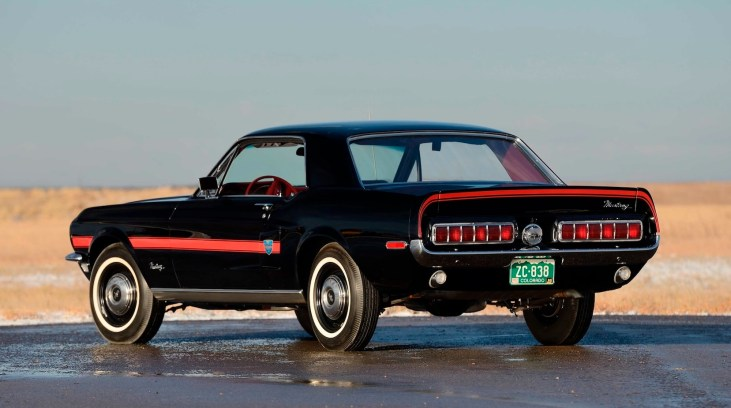 1968 Ford Mustang High Country Special 3