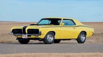1970 Mercury Cougar Boss 302 Eliminator 1