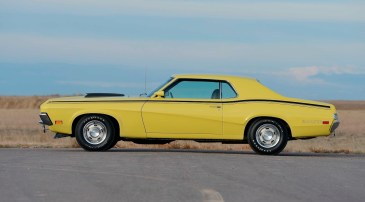 1970 Mercury Cougar Boss 302 Eliminator 2