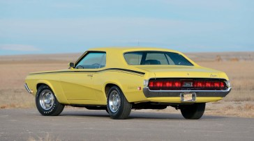 1970 Mercury Cougar Boss 302 Eliminator 3