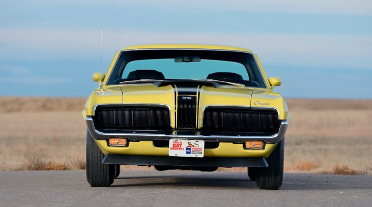 1970 Mercury Cougar Boss 302 Eliminator 9