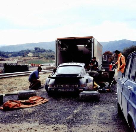 1973 Porsche Carrera RSR 2.8 10