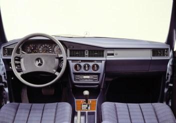 1984: Mercdes-Benz 190E
