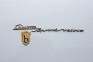 @1956 Alfa Romeo Giulietta Sprint Veloce Alleggerita by Bertone - 5
