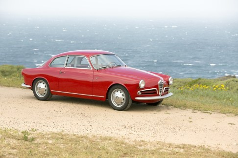 @1957 Alfa Romeo Giulietta Sprint Veloce Alleggerita-03798 - 1