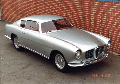 @Ghia Alfa Romeo 1900 - 2