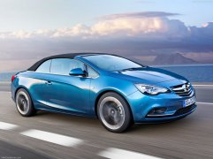 Opel Cascada, GM Delta II (Gliwice)