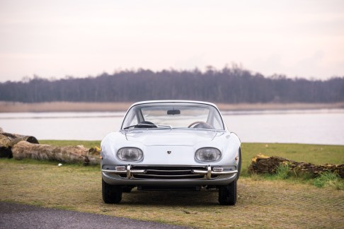 1966 Lamborghini 350 GT by Touring - 1
