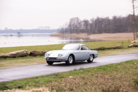 1966 Lamborghini 350 GT by Touring - 30