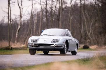 1966 Lamborghini 350 GT by Touring - 31