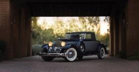 @1933 Packard Twelve Coupe Roadster - 10