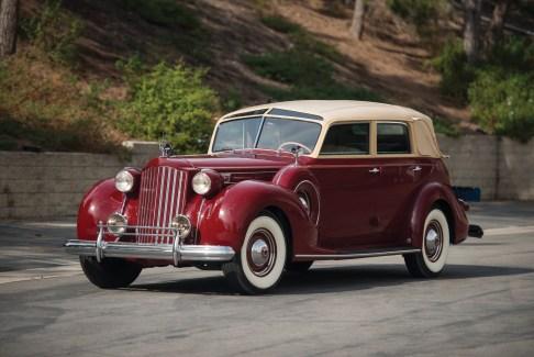@1939 Packard Twelve Touring Cabriolet by Brunn - 1