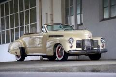 @1941 Cadillac Series 62 Convertible - 21