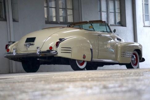 @1941 Cadillac Series 62 Convertible - 22