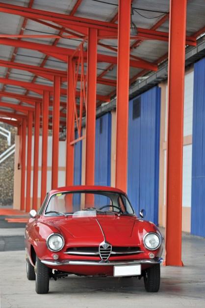 @1961 Alfa Romeo Giulietta Sprint Speciale - 15
