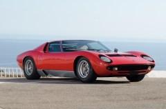 @1970 Lamborghini Miura P400S-4647 - 3