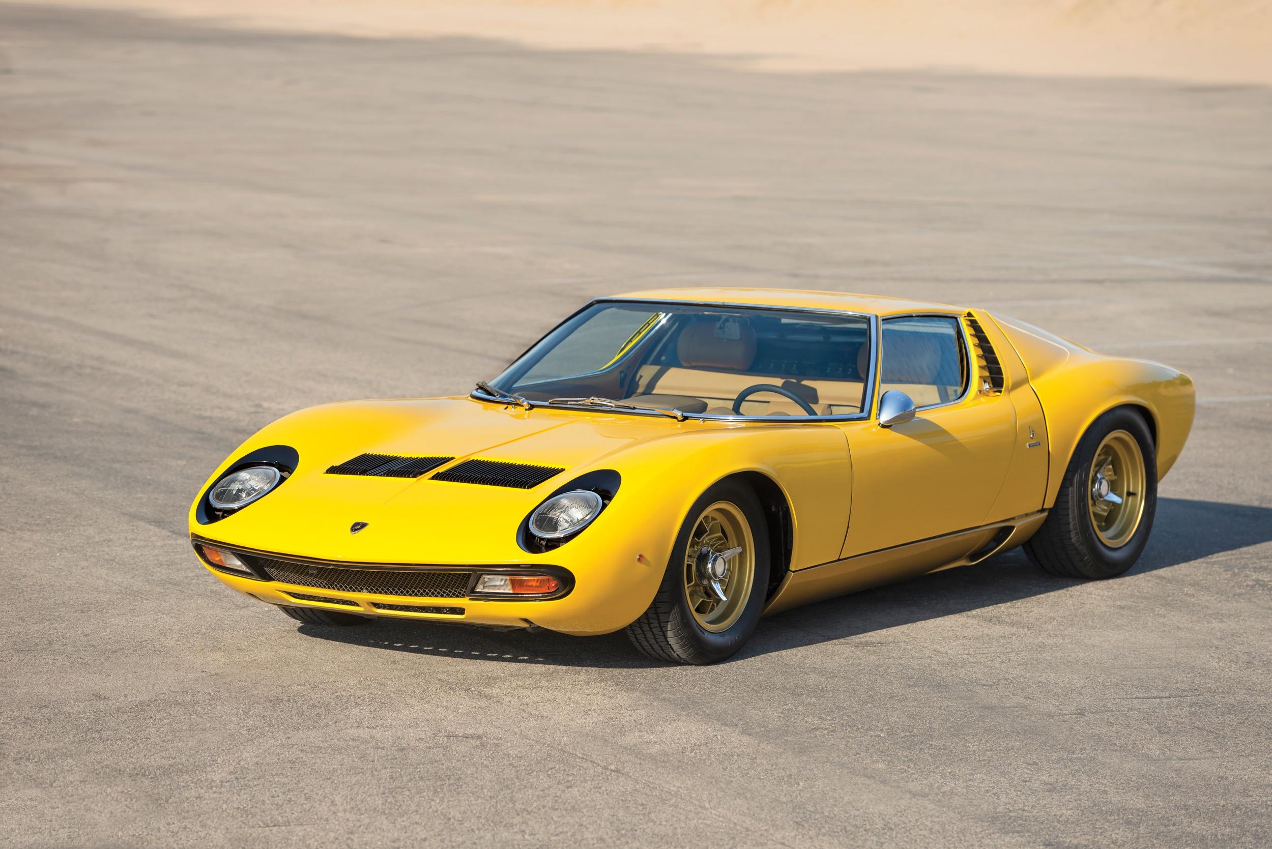 Lamborghini Miura Collection Radicalmag