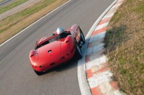 @1956 Maserati 450S Prototype Fantuzzi - 1