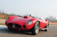 @1956 Maserati 450S Prototype Fantuzzi - 3