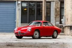 @1962 Alfa Romeo Giulietta SZ 'Coda Tronca' - 4