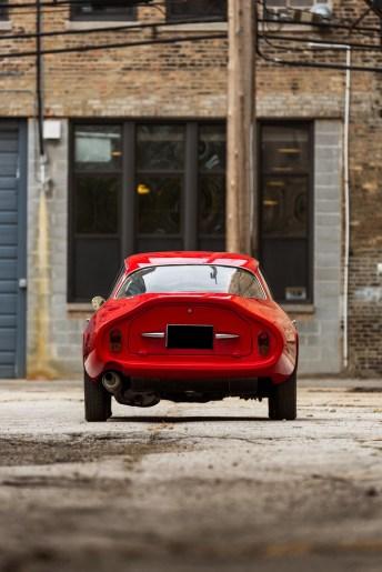 @1962 Alfa Romeo Giulietta SZ 'Coda Tronca' - 7