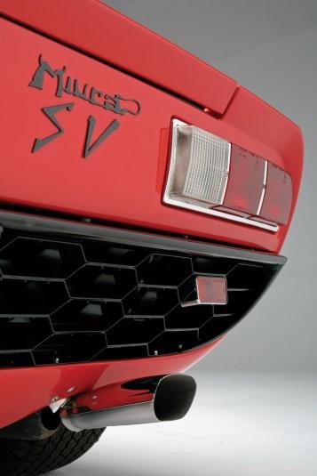 @1971 Lamborghini Miura SV-4884 - 12