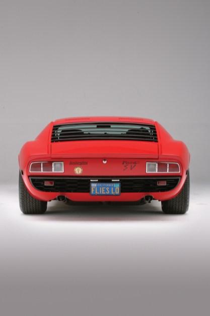 @1971 Lamborghini Miura SV-4884 - 23