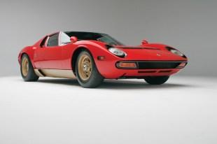 @1971 Lamborghini Miura SV-4884 - 29