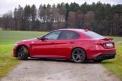 @Alfa Romeo Giulia QV Test - 25